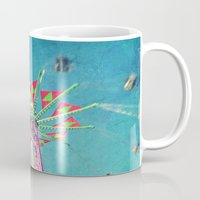 vertigo Mugs featuring vertigo by Sylvia Cook Photography