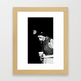 Rú Framed Art Print