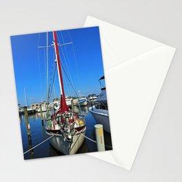 Boating Daze Stationery Cards