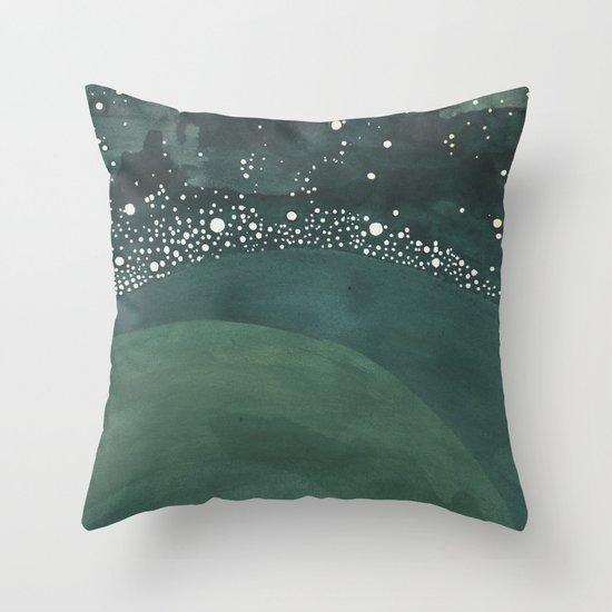 Galaxy No. 3 Throw Pillow