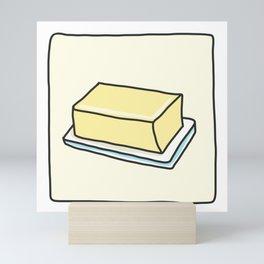 Butter Mini Art Print