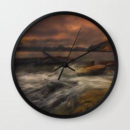 Ealaghol II Wall Clock