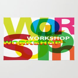 Creative Title : WORKSHOP Rug