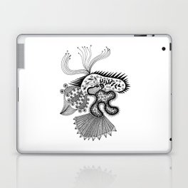 Matilda Abstract Laptop & iPad Skin