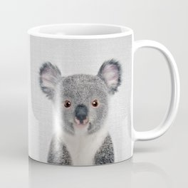 Baby Koala - Colorful Coffee Mug