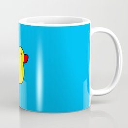 Rubber Ducky Coffee Mug