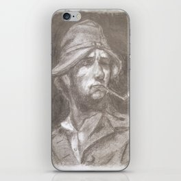 Gustave Courbet iPhone Skin