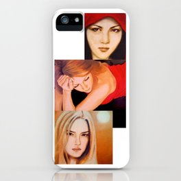 Yui iPhone Case