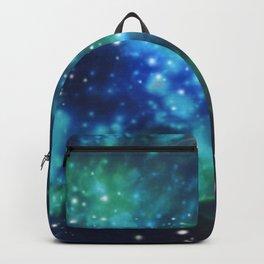 Underwater galaxy Backpack