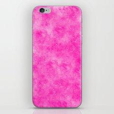 Galaxy Pink iPhone & iPod Skin