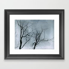 Winter's Dream Framed Art Print
