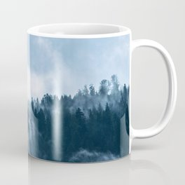 Fog in the sky Coffee Mug