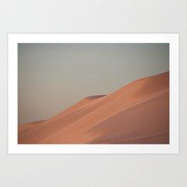 Desert Dune Art Print