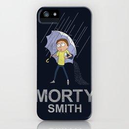 Morty's Salt iPhone Case