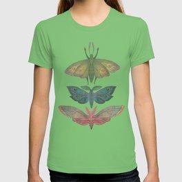 Saturn Moths T-shirt