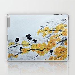 Chicks Under The Tree Laptop & iPad Skin