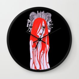 I believe in the City. Wall Clock