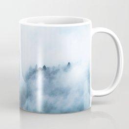 The Wilderness, Foggy Forest Coffee Mug