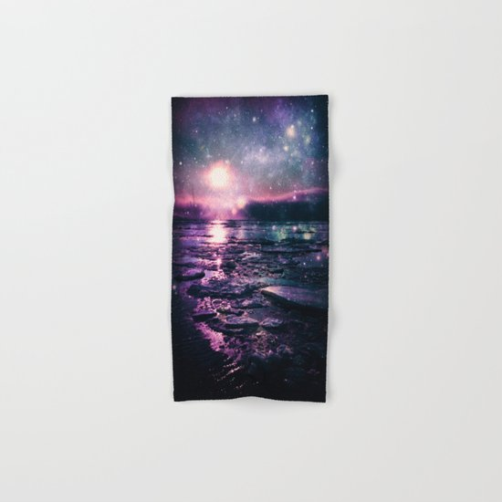 Mystic Waters Hand & Bath Towel
