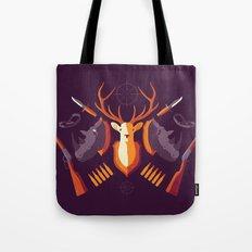 Hunter Memory Tote Bag