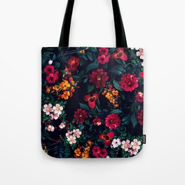The Midnight Garden Tote Bag