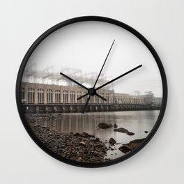 Conowingo Wall Clock