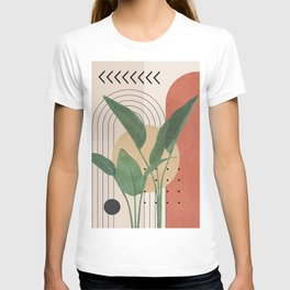 Nature Geometry V T-shirt