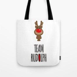 Team Rudolph Tote Bag