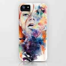 this thing called art is really dangerous Slim Case iPhone (5, 5s)