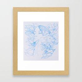 Florisa Framed Art Print