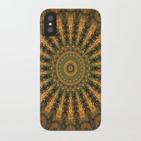 indie iPhone & iPod Cases featuring Indie Sun by Jane Lacey Smith