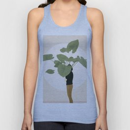 Too Litle for this Pot Unisex Tank Top