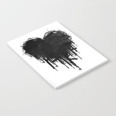 Dark Heart Notebook