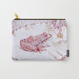 Princess and the Frog Carry-All Pouch