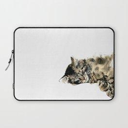 Cat Nap Laptop Sleeve