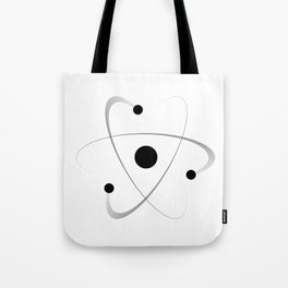 Atomic Mass Structure Tote Bag