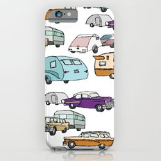 Cars and Campers iPhone 6s Slim Case