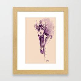 Yoshikage Kira Framed Art Print