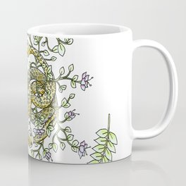Neverending Story Inspired Auryn Garden Coffee Mug