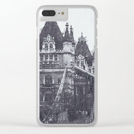 London, Tower Bridge Clear iPhone Case