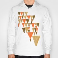 klimt Hoodies featuring New Klimt inspired by Angela Capacchione