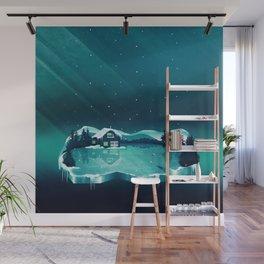 Frozen Magic Wall Mural