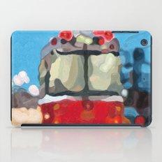 Rain Dance iPad Case