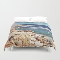 dolphins Duvet Covers featuring Dolphins by Mermaid's Coin Surf Art * by Hannah Kata
