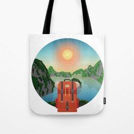 Wild Driven - Vietnam Tote Bag
