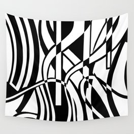 smoothed confusion Wall Tapestry