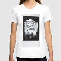 sleep T-shirts featuring Sleep by Whatever Mom