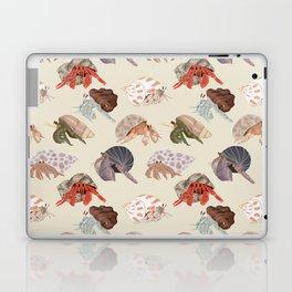 Hermit Crabs Laptop & iPad Skin