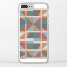 color cubs 2 Clear iPhone Case