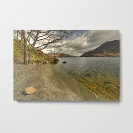 Derwent Water  Metal Print